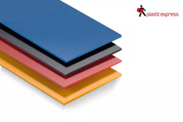 PVC Espumado de varios colores