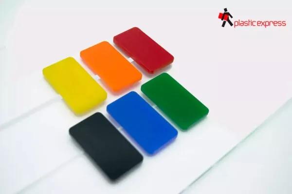Metacrilato color opaco