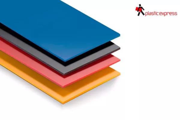 PVC Espumado color