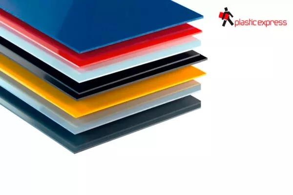 PVC Rígido color
