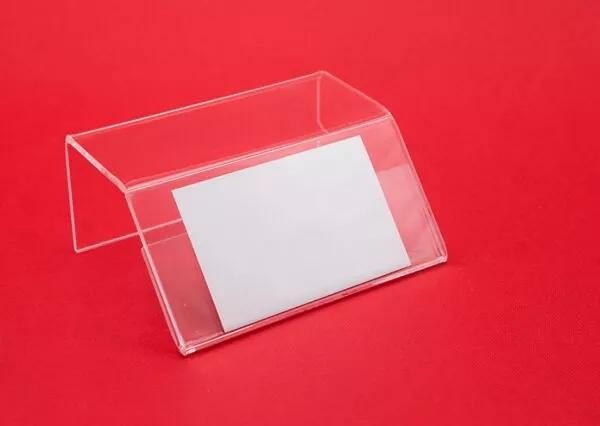 Methacrylate price holder display