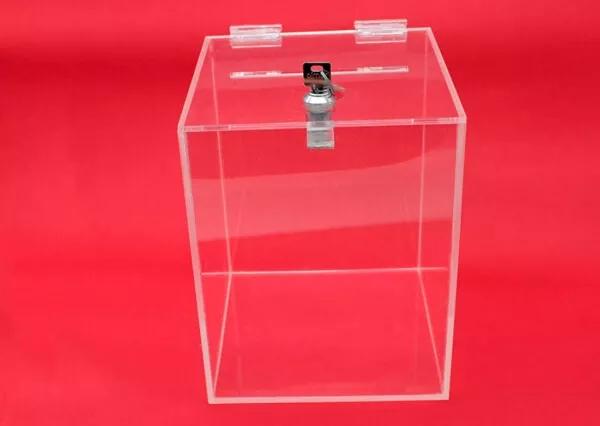 Methacrylate suggestion box