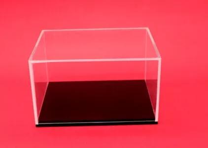Caja de exposición de metacrilato