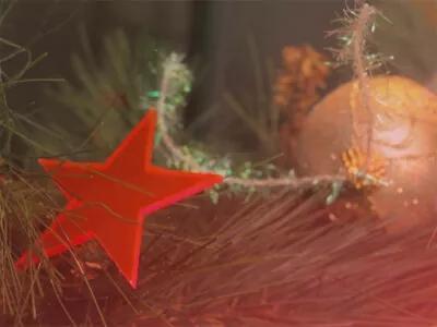 adornos de navidad de metacrilato