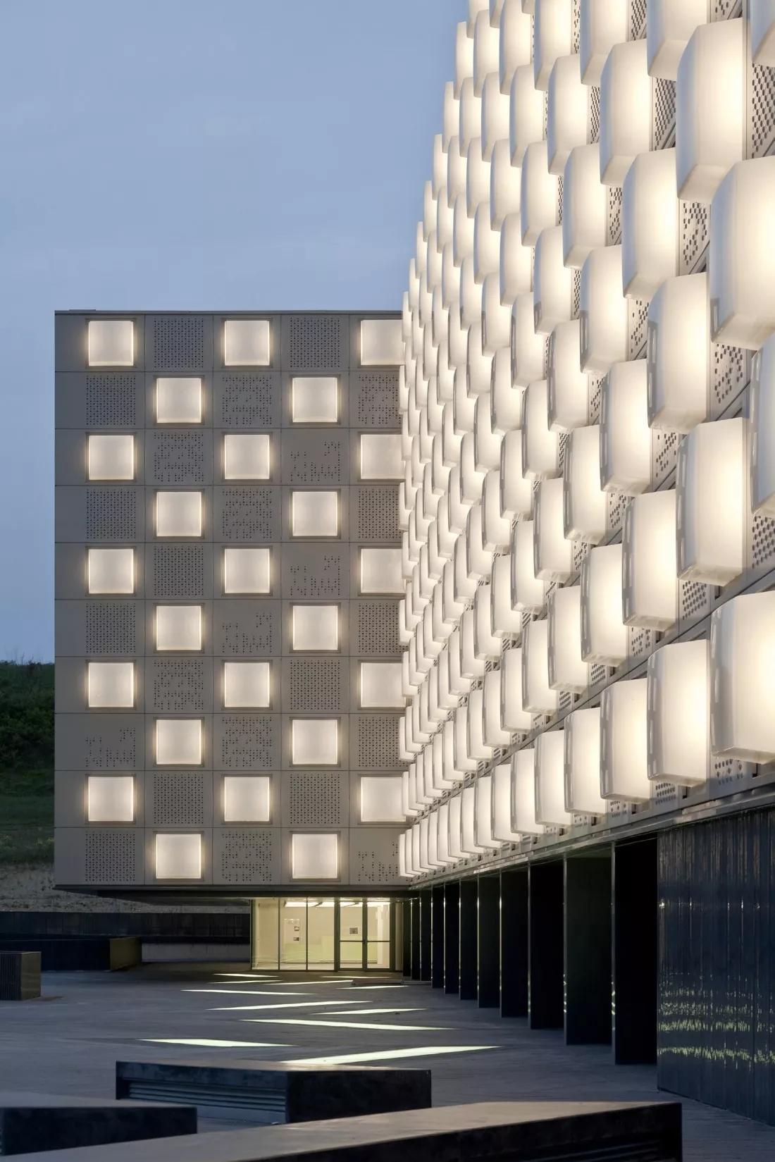 Materiales plásticos para fachadas